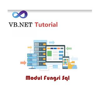 Tutorial membuat module Sql Helper di VB.NET