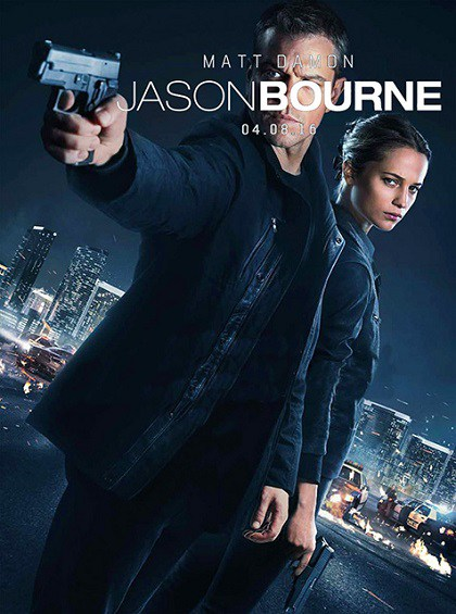 Jason Bourne Legendado Online