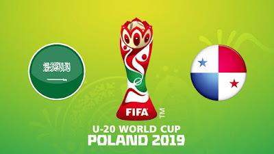 مشاهدة مباراة السعودية وبنما بث مباشر اليوم 31-05-2019 كأس العالم للشباب تحت 20 سنة