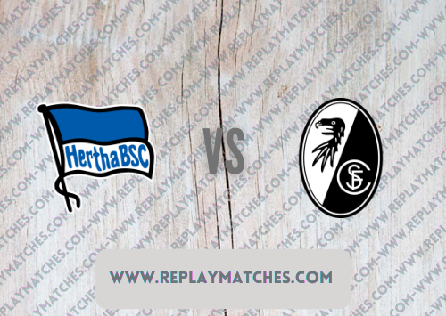 Hertha Berlin vs Freiburg Highlights 02 October 2021