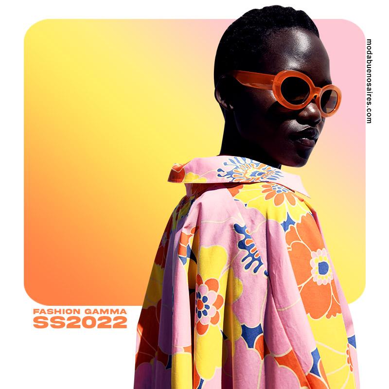 moda colores 2022 ropa de mujer