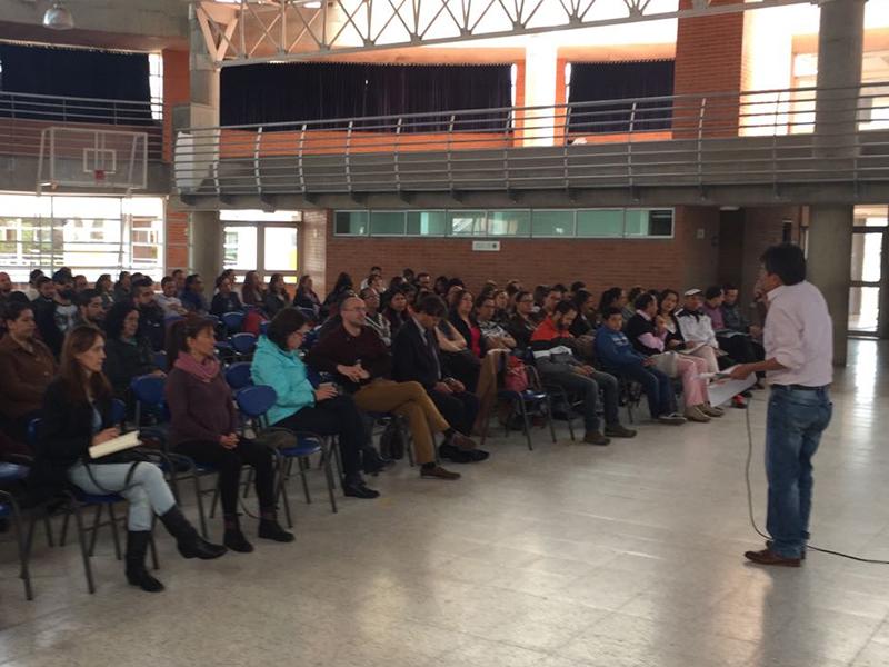 El Colegio Distrital Kennedy niega a aplicar jornada única sin condiciones