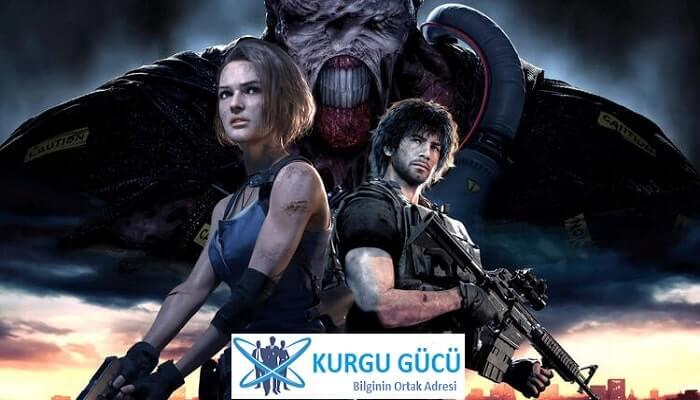 Film Olan Oyunlar Listemizde 8 Harika Oyun - Resident Evil - Kurgu Gücü