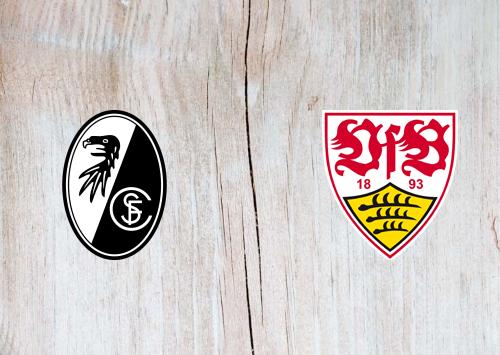 Freiburg vs Stuttgart -Highlights 23 January 2021