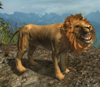 Lion Simulator 3D Adventure