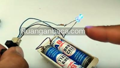 Alat tes sensor sederhana