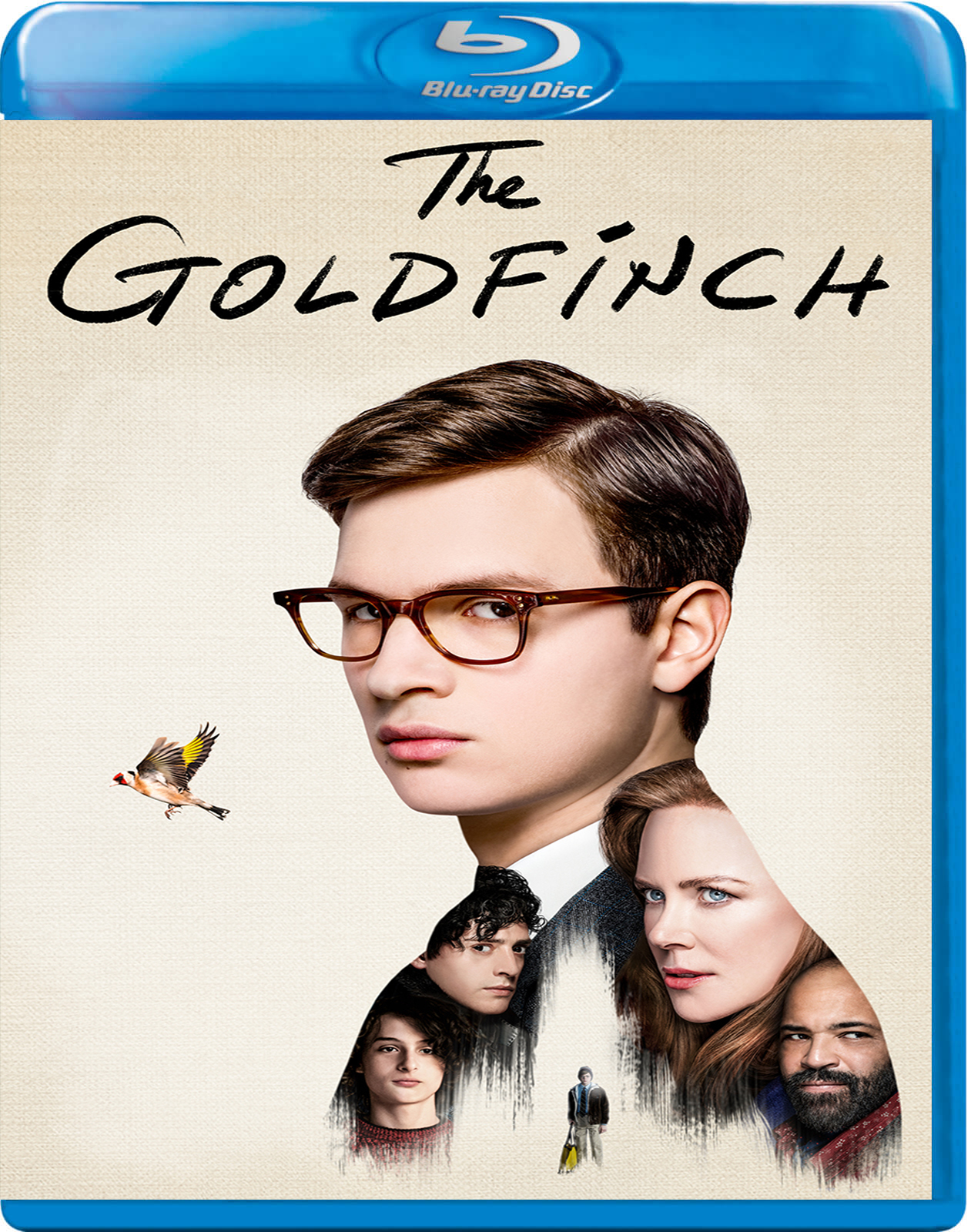 The Goldfinch [2019] [BD50] [Latino]