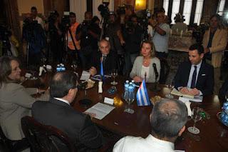 Blog Cuba, Isla Mía UE cumbre ministerial en Bruselas