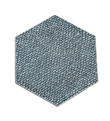 Hex (Cobblestone) Tile