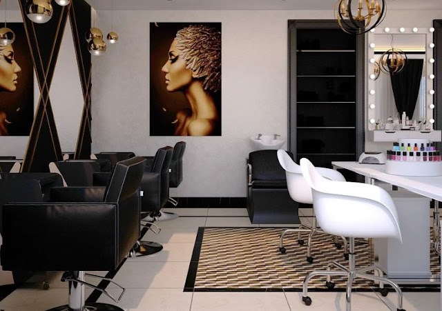 renting salon space leasing property
