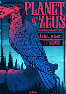 Planet of Zeus North American tour 2020