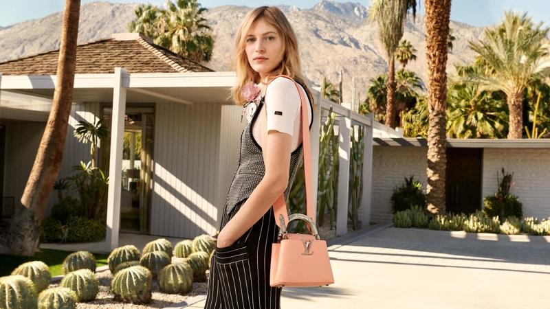 Louis Vuitton Capucines Spring/Summer 2020 Campaign