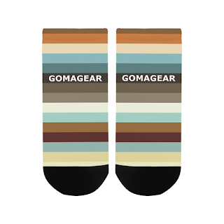 Gomagear Colorful Stripes socks