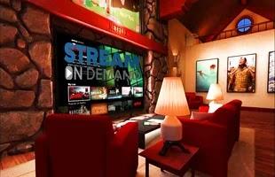 VOD, Streaming média ou cinéma virtuel