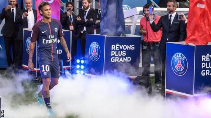 Barcelona sue Neymar over world record transfer to Paris St-Germain