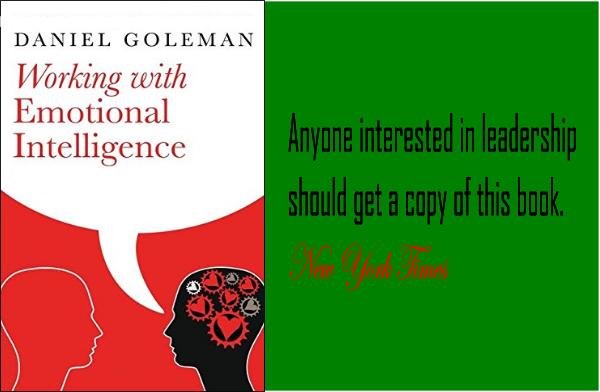 Working with Emotional Intelligence Book Summary (Latest)