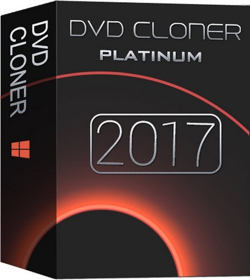 DVD-Cloner 2017 Platinum 2017 14.10 Build 1421 poster box cover