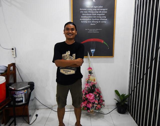 Irwan Bajang/Dok. Pribadi