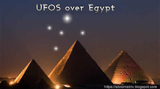 UFOS over Egypt