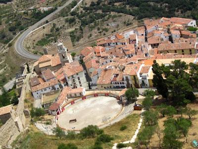 Plaza de toros de Morella