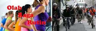Biasakan Olahraga Yang Rutin
