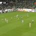 Ex-Inter marca golaço de falta na Europa e é comparado a Roberto Carlos