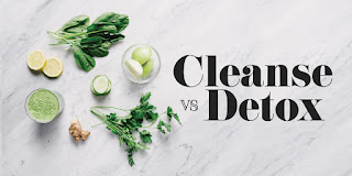 Cleansing-vs-detox, weight-loss-by-detox