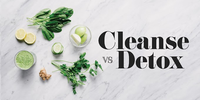 Cleansing vs detox? Which one to follow for weight loss?