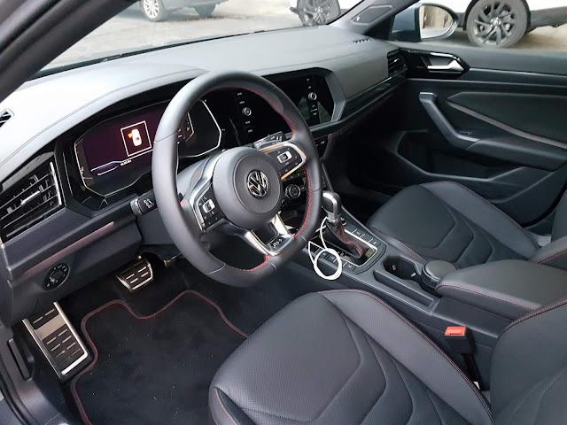 Volkswagen Jetta 2020 GLi Preto