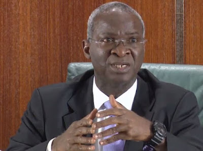 Nigeria's high debt profile shouldn't be an obstacle to $22.7bn loan -Fashola