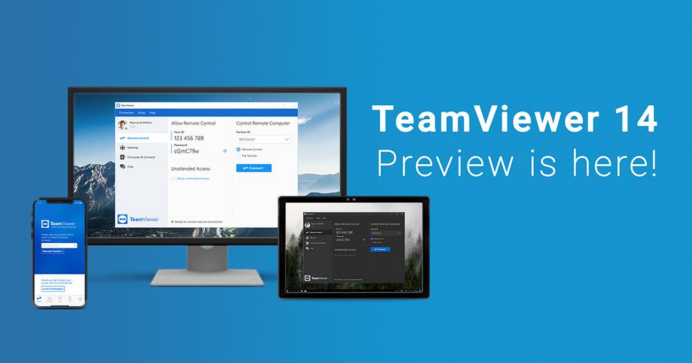 Reset ID Teamviewer 14 - Insurance Finances
