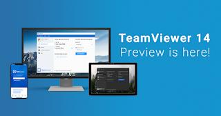 Reset ID Teamviewer 14