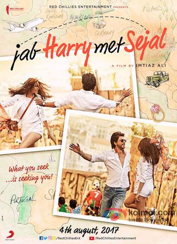 Jab Harry Met Sejal 2017 Official Trailer 720p HD Download