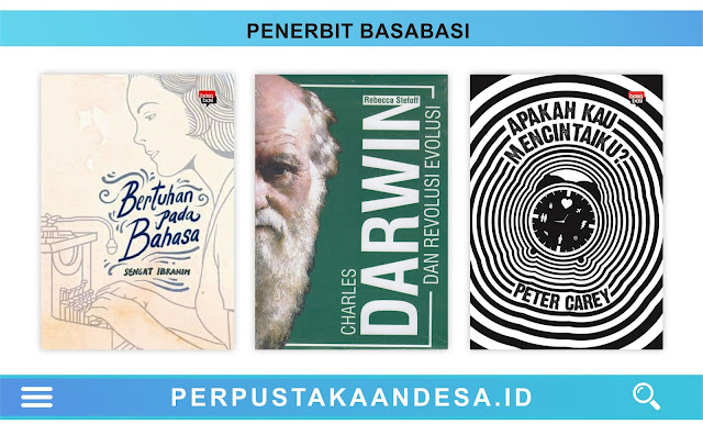 Daftar Judul Buku-Buku Penerbit Basa-Basi