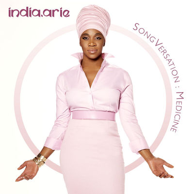 India.Arie - SongVersation: Medicine - Album Download, Itunes Cover, Official Cover, Album CD Cover Art, Tracklist