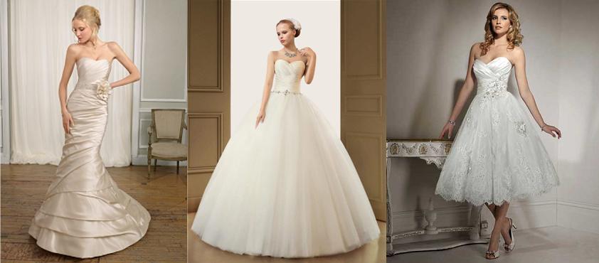 vestidos de novia para cuerpo triángulo invertido