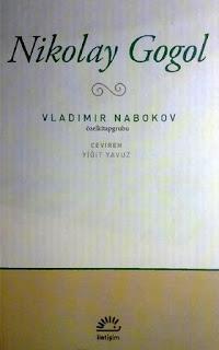 Vladimir Nabokov - Nikolay Gogol