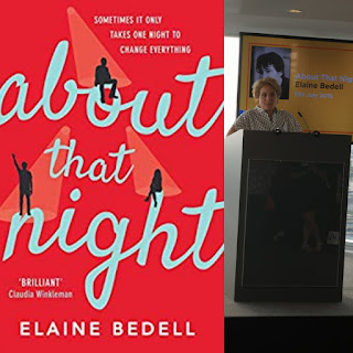 About That Night by Elaine Bedell