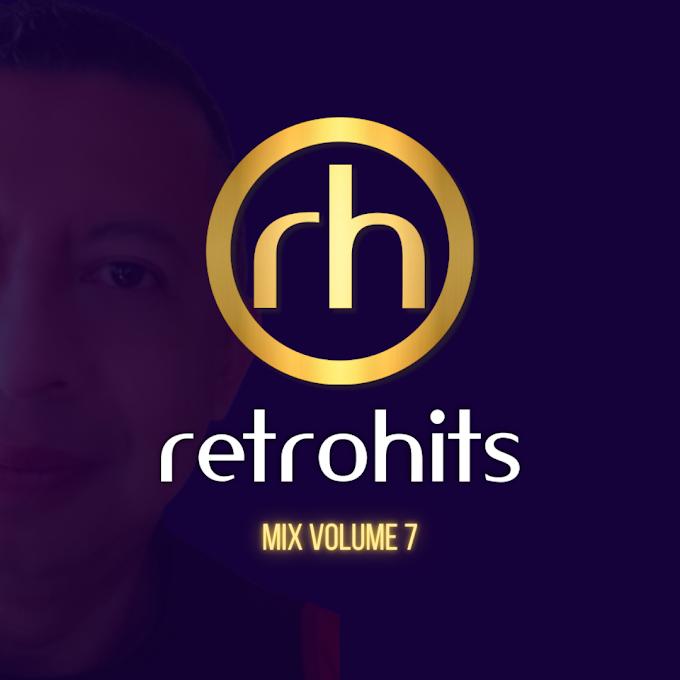 Retro Hits Mix Volume 7 - DJ Azul (Litomartz)