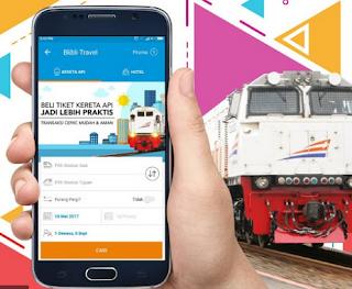 Cara Membeli Tiket Kereta Api Secara Online