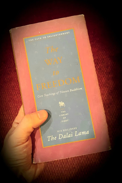 The Way to Freedom. Tibetan Buddhism. by His Holiness the Dalai Lama