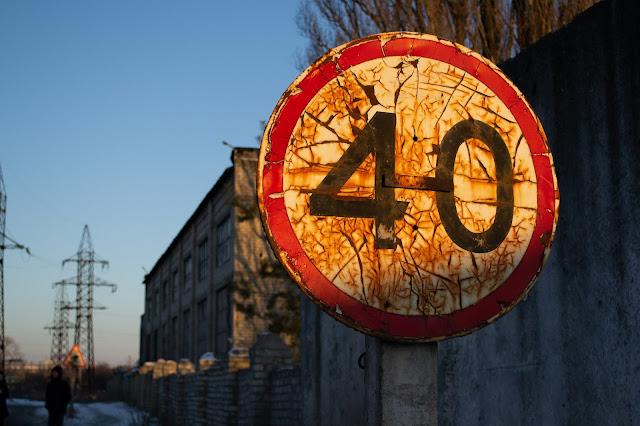 Czterdzieści postanowień na rok przed czterdziestką