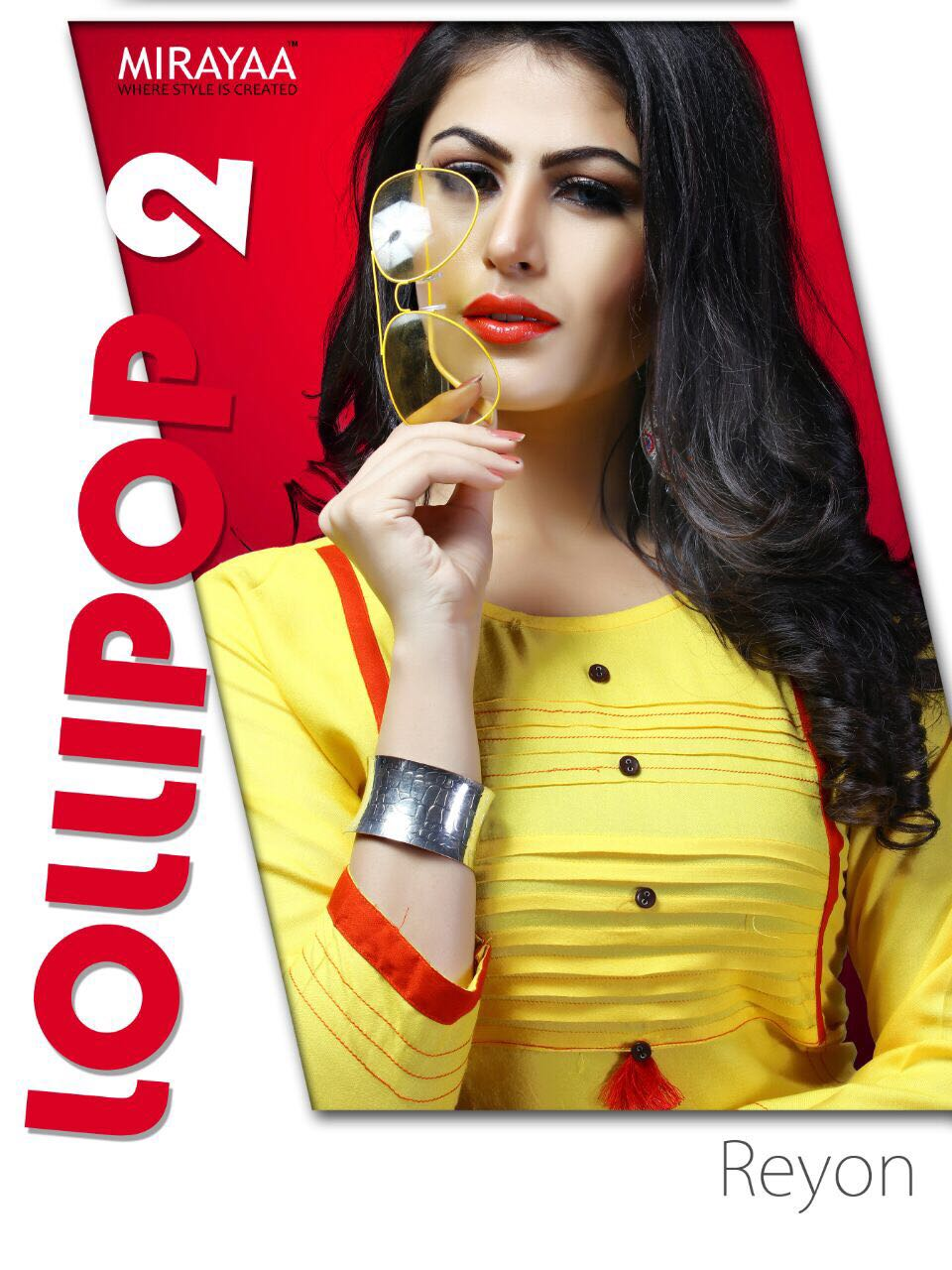 Mirayaa lolipop 2 kurties with leggings collection