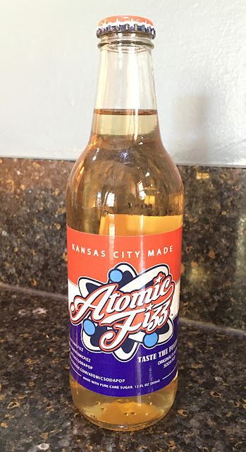 Atomic Fizz Soda