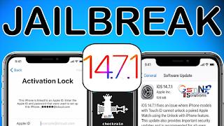 Jailbreak iOS 14.7.1 Using Checkra1n