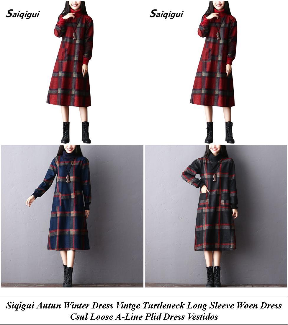 Maxi Dresses For Women - Summer Sale - Shift Dress - Cheap Clothes Online Shop