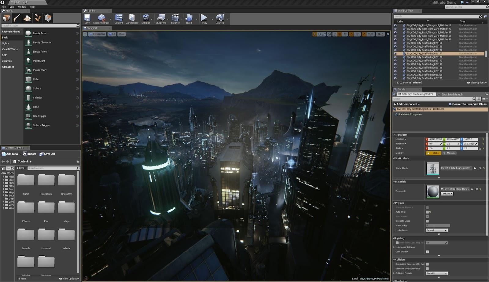 Un juego a ratos marzo 2017 editor de unreal engine 4 malvernweather Choice Image