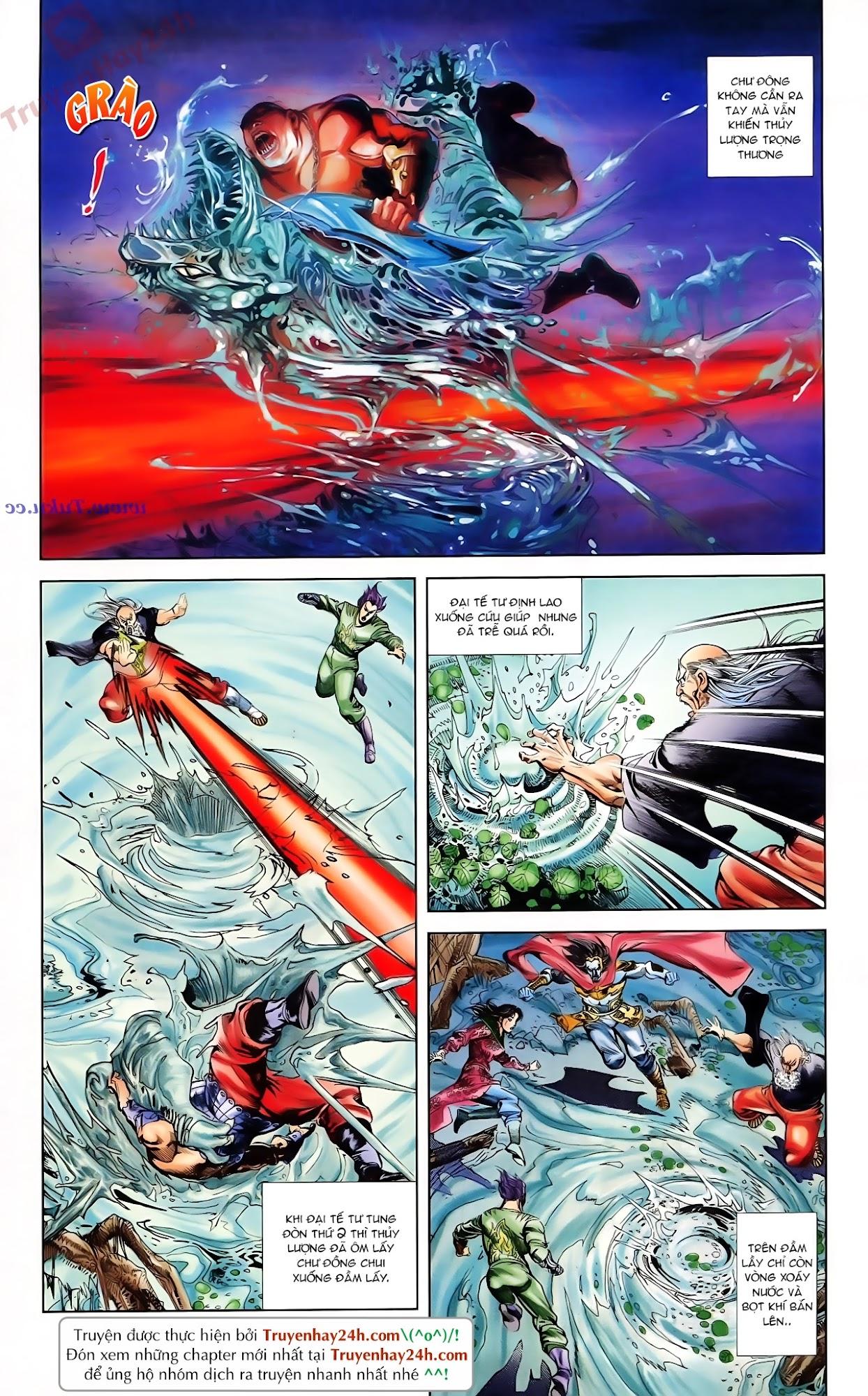 Cơ Phát Khai Chu Bản chapter 76 trang 22