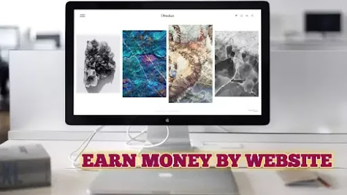 How to Earn Money Online by Website