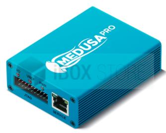 Medusa Pro jtag Box .